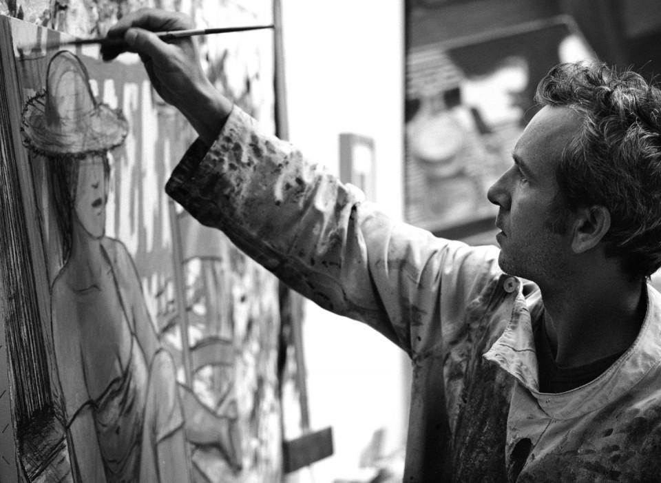Portraits d'artistes